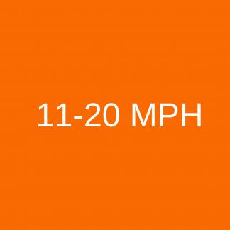 11-20 mph