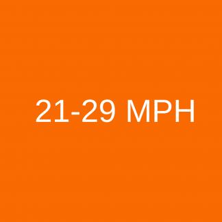 21-29 mph