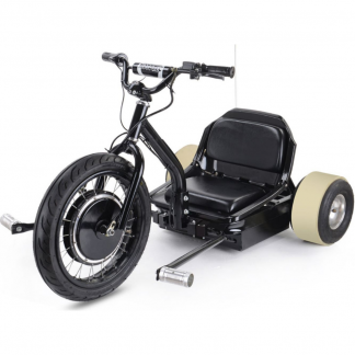 scooter billy mototec drifter electric trike image 1