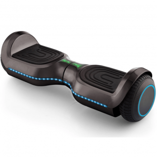 scooter billy electric scooters mototec hoverboard L17 Black